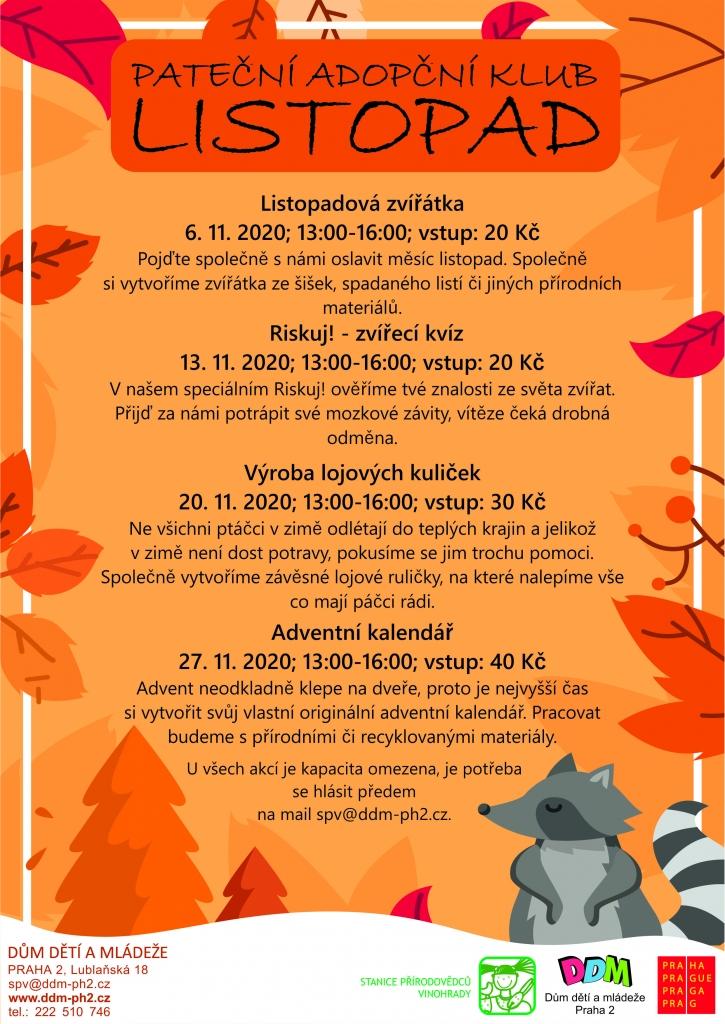 Adopční klub - Adventní kalendář