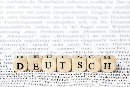 Soutěž v jazyce německém