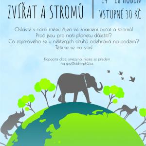 Mezinárodní den zvířat a stromů