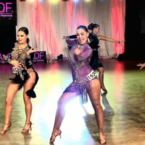 Tanečníci latinskoamerických tanců válí!